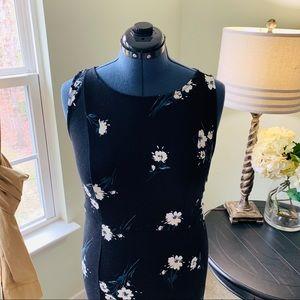 torrid Dresses - Torrid Black Floral Trumpet Dress NWT Size 1X